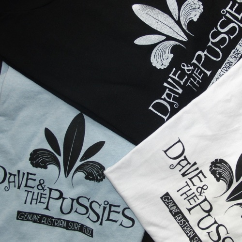 Dave & The Pussies T-Shirts